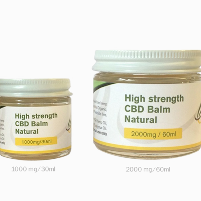 high strength balm